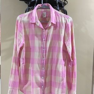 J.CREW WOMENS Button up